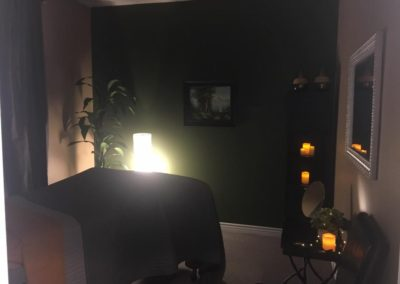 Esthetics Room