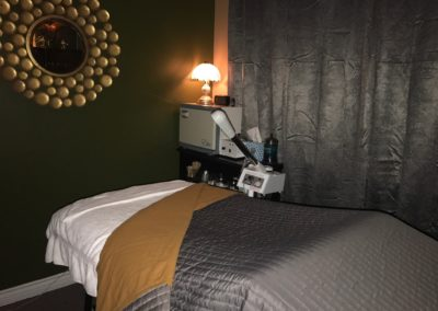 Furnished Rooms for Spa Pros